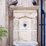Fontaine Clos Saint Martin